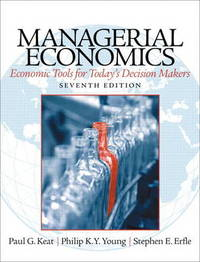 Managerial Economics by Paul Keat
