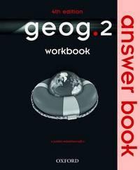 geog.2 Workbook Answer Book by Justin Woolliscroft