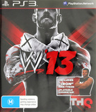 WWE '13 Mike Tyson Edition for PS3