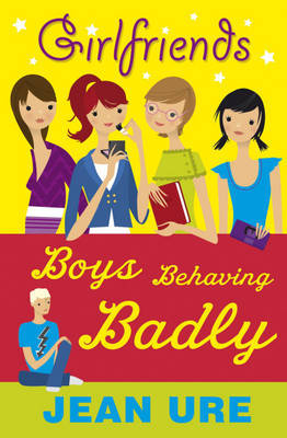 Boys Behaving Badly by Jean Ure image