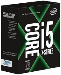 Intel Core i5-7640X X-Series Extreme Processor