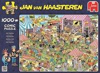 Holdson: Van Haasteren Pop Festival - 1000 Piece Puzzle image