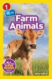 National Geographic Kids Readers: Farm Animals by Joanne Mattern