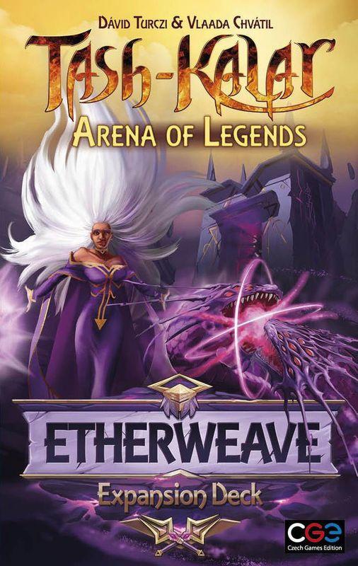 Tash-Kalar: Arena of Legends - Etherweave Expansion