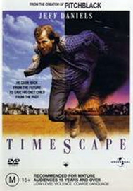 Timescape on DVD image