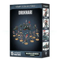Warhammer 40,000 Star Collecting! Drukhari
