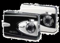 Genius Digital Camera GShot 3.3MP Black D613 image