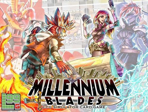 Millennium Blades - The CCG Simulator Card Game image