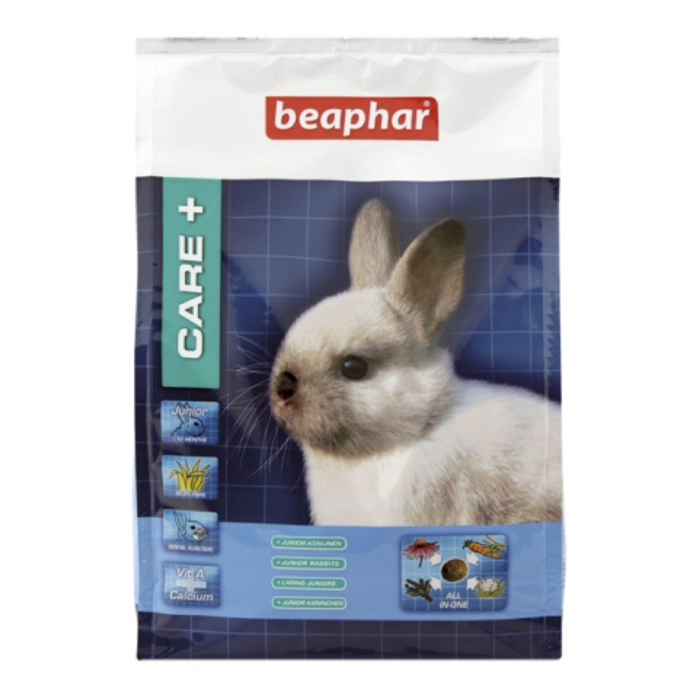 Beaphar Care+ Rabbit Junior 1.5kg image