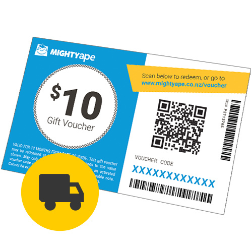 Mighty Ape $10 Gift Voucher