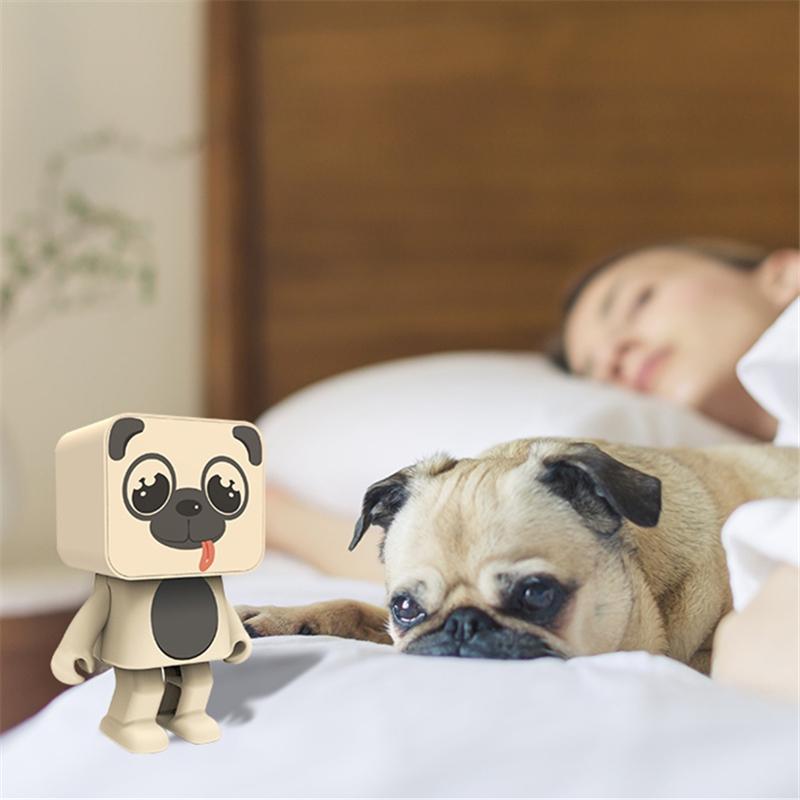 Dancing Animal Bluetooth Speaker - Dog image