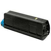Oki Black High Capacity Toner Cartridge For C3200
