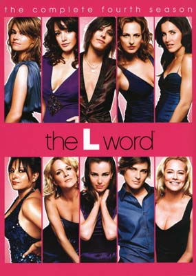 L Word, The - The Complete 4th Season (4 Disc Set) on DVD image