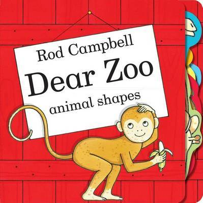 Dear Zoo Animal Shapes by Rod Campbell