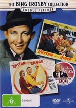 Bing Crosby Collection, The - Rhythm On The River / Rhythm On The Range (2 Disc Set) on DVD