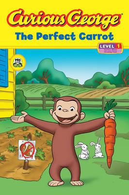 Curious George the Perfect Carrot by H.A. Rey image