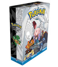 Pokemon Black and White Box Set 3 by Hidenori Kusaka
