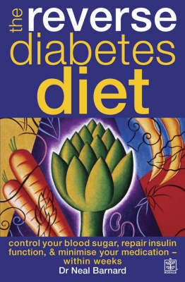 The Reverse Diabetes Diet by Neal D. Barnard image