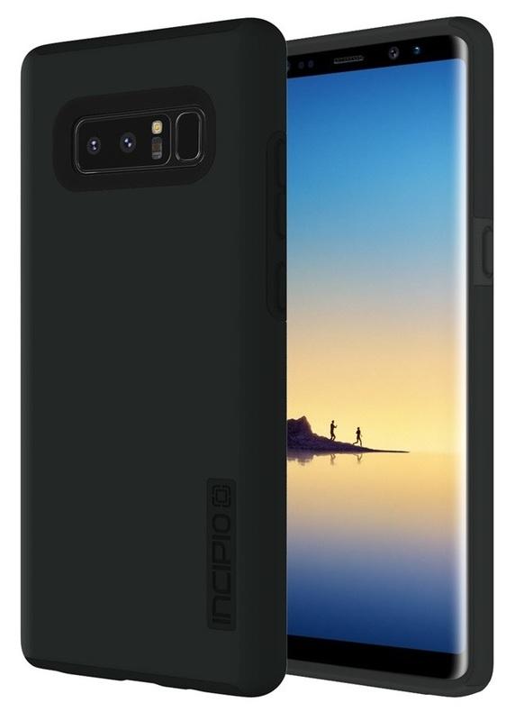 Incipio DualPro Note 8 -Black