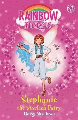 Stephanie the Starfish Fairy (Rainbow Magic #89 - Ocean Fairies series) by Daisy Meadows image