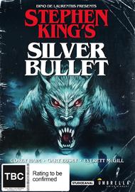 Stephen King's Silver Bullet on DVD