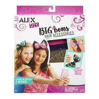 Alex DIY: Big Bows - Hair Accessories image