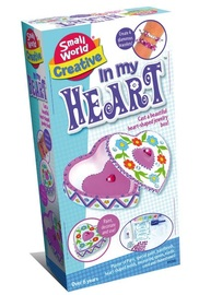 Small World: In My Heart - Craft Kit