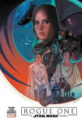 Star Wars: Rogue One Adaptation by Jody Houser