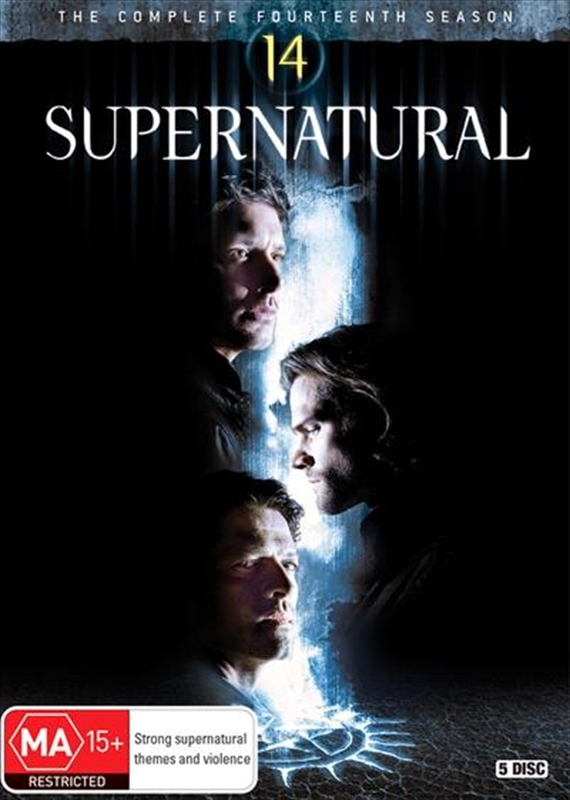 Supernatural: The Complete Fourteenth Season on DVD