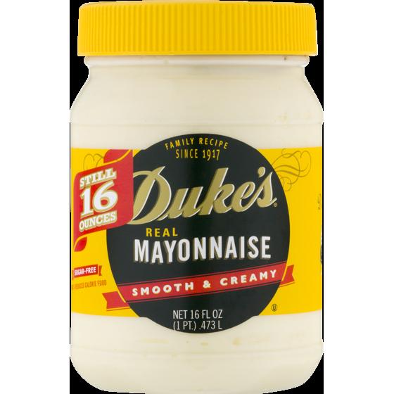 Duke's Real Mayonnaise 473g