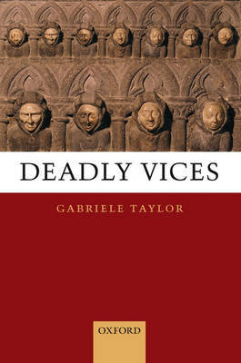 Deadly Vices by Gabriele Taylor image