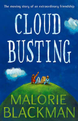 Cloud Busting by Malorie Blackman image