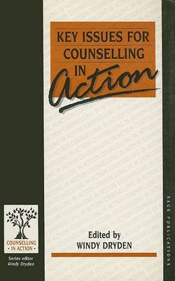 Key Issues for Counselling in Action image