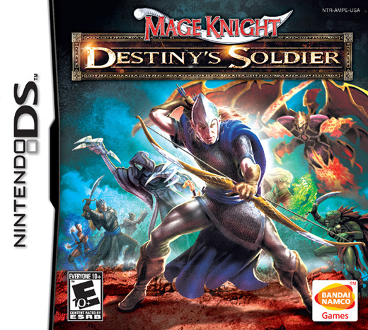 Mage Knight: Destiny's Soldier for DS