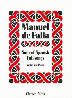 De Falla by Manuel de Falla