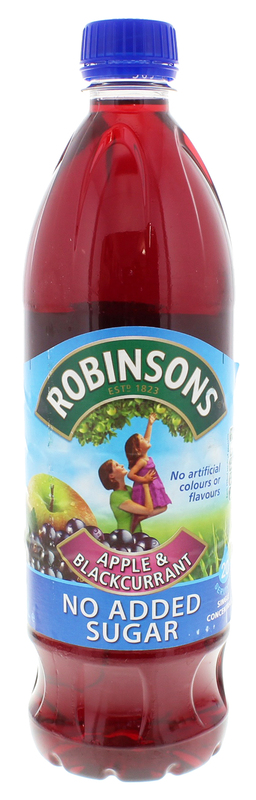 Robinsons Apple & Blackcurrant (1L)