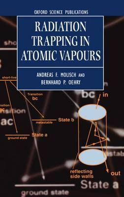 Radiation Trapping in Atomic Vapours by Andreas F. Molisch