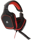 Logitech G230 Stereo Gaming Headset for