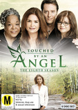 Touched By An Angel (Season 8) on DVD