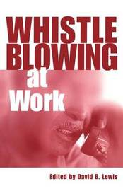 Whistleblowing at Work image