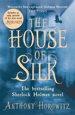 The House of Silk by Anthony Horowitz image