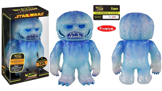 Star Wars Hikari: Ice Freeze Wampa - Glitter Figure