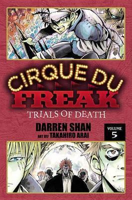Cirque Du Freak: The Manga, Vol. 5 by Darren Shan image