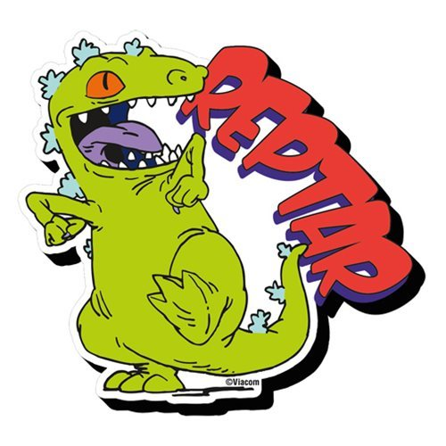 Rugrats: Reptar - Funky Chunky Magnet image