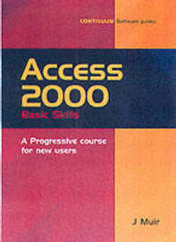 Access 2000 Basic Skills by P.K. McBride image