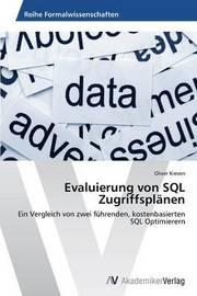 Evaluierung Von SQL Zugriffsplanen