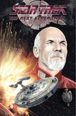 Star Trek The Next Generation Mirror Broken by David Tipton image