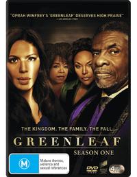 Greenleaf - Season 01 on DVD