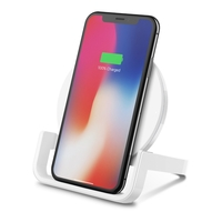 Belkin Boost Up Universal Wireless Charging  Stand  - White