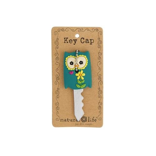 Natural Life: Key Caps - Owl Do More Happy